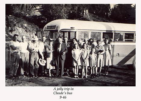 Claude's bus