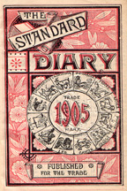 1905 Diary Frontispiece