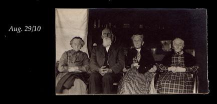 George Morse & sisters