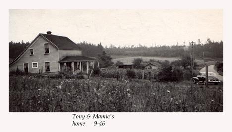 Tony & Mamie Monroe's home