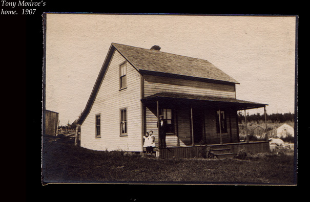 Tony Monroe's home