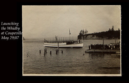 launching the Whidby
